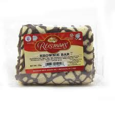Reisman's Brownie Bar